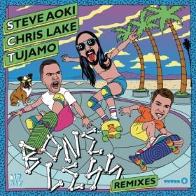STEVE AOKI & CHRIS LAKE & TUJAMO - BONELESS